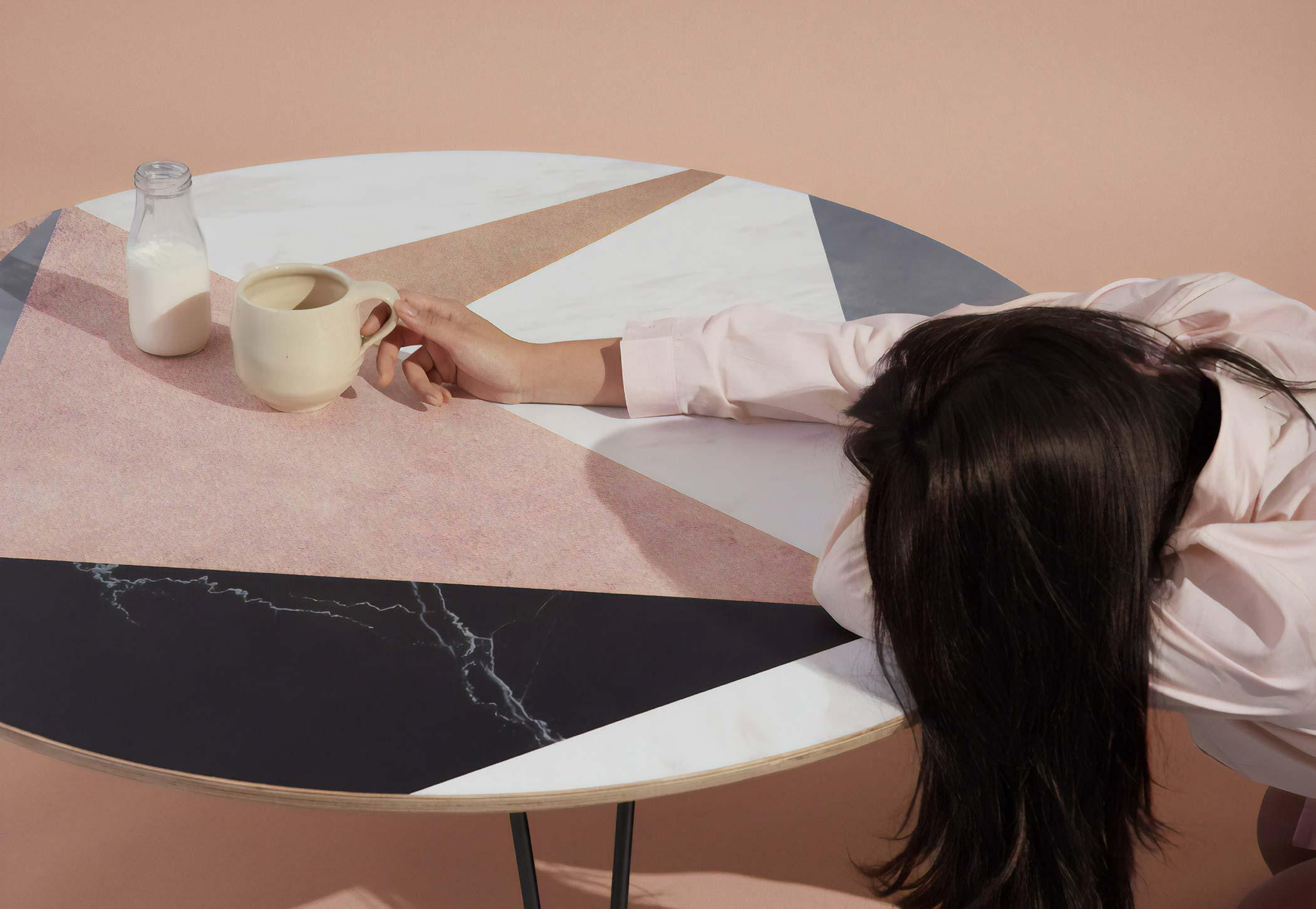 Elegant room table